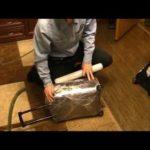 Как правильно собрать и упаковать чемодан инструкция видео